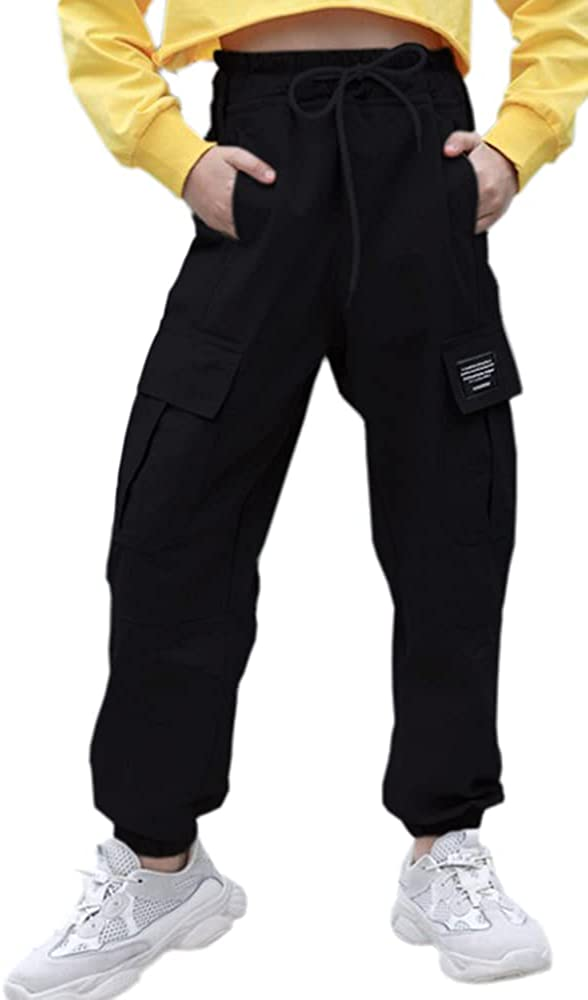 SHOOYING Boys' Girls' Classic Cargo SEAL limited product Pants Max 41% OFF