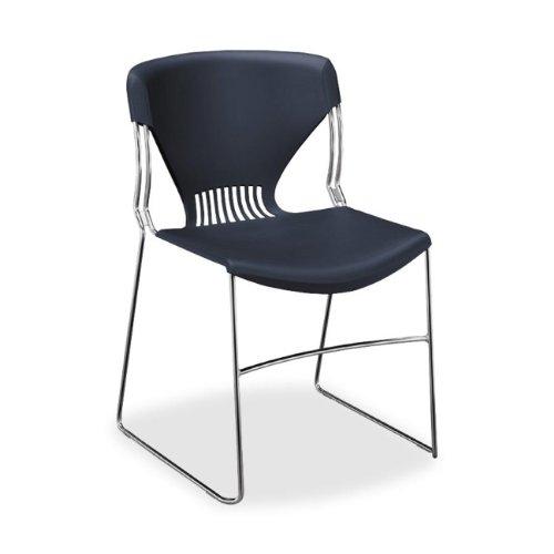 Preisvergleich Produktbild Hon Stühle ohne Armlehnen,  stapelbar,  50 x 56 x 84 cm,  Lava