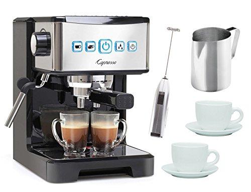 Capresso Ultima PRO Programmable Espresso & Cappuccino Maker (Renewed)