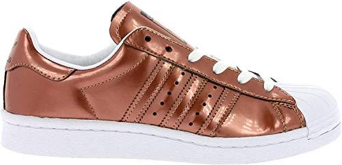 adidas Superstar Boost W Copper Metallic White 41