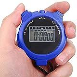 RetroFun Cronometro Digitale Sportivo Timer, Cronografo Portatile Cronometro Digitale Timer Digitale Impermeabile Cronometro per Allenatori Sportivi Arbitri corridori