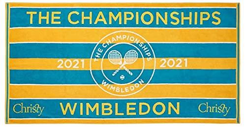 Wimbledon 2021 on Court Damen Tennis Handtuch von Christy