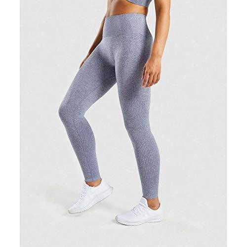 NSYJK yogabroek zonder naden haken zonder naden energie voor dames Fitness Shark Training Joggingbroek Skinny naadloos