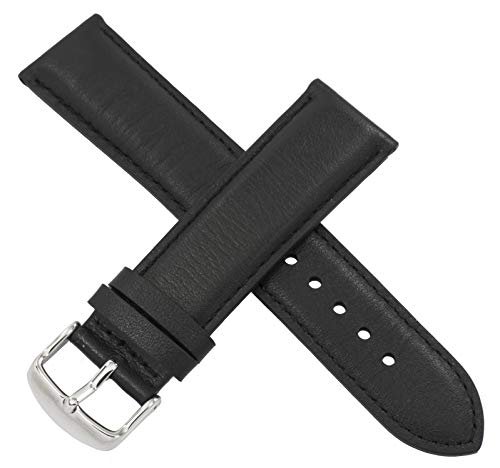 Casio - Correa de reloj para EFR-556L EFR 556L 556 (22 mm), color negro