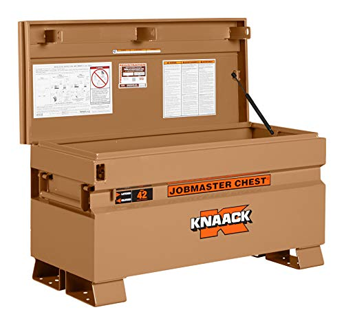 knaack jobmaster chest tool box