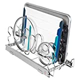"""Pull Out Pots And Pan Organizer Cabinet Pullout -Cabinet Drawer Slide Out - 8.5'x21', Requires At Least 9"""" Opening, Adjustable To Fit Your Kitchen Needs Cutting Boards, Trays, Cookie Sheets Etc."""