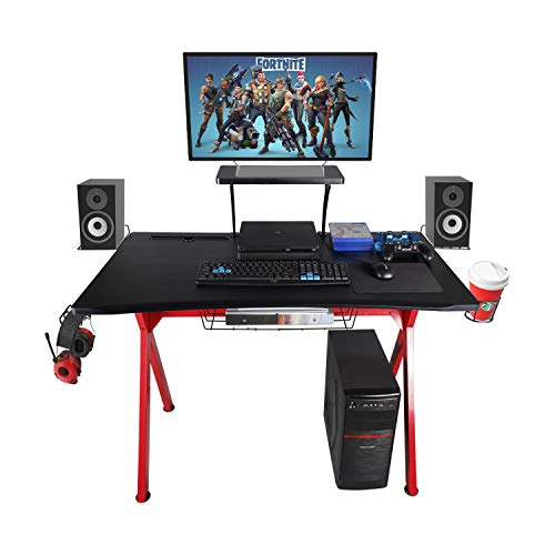 LAZZO X Type Computer Gaming Desk 41' Home...
