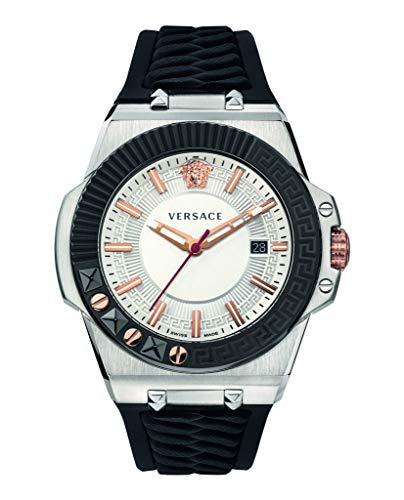 Versace VEDY00219 Chain Reaction Heren horloge 45 mm