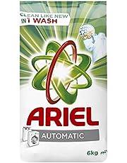 Ariel Automatic Powder Laundry Detergent, Original Scent, 6 KG