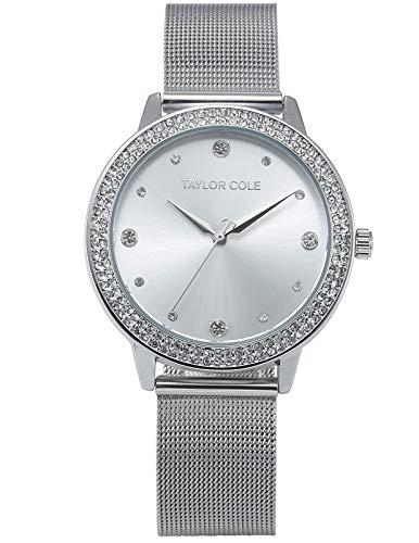 Taylor Cole Echo Reloj Mujer de Pulsera...
