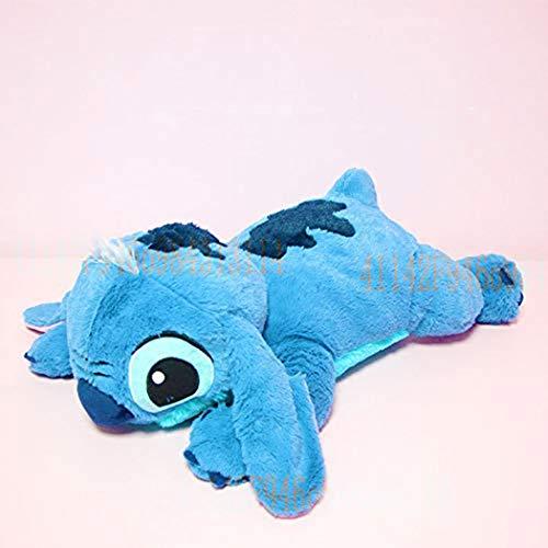 TOPCOMWW Large Size 50cm Stitch Plush Toys Anime Lilo and Stitch Stuffed Animal Doll Cute Stich Plush Toy for Children Kids Pillow