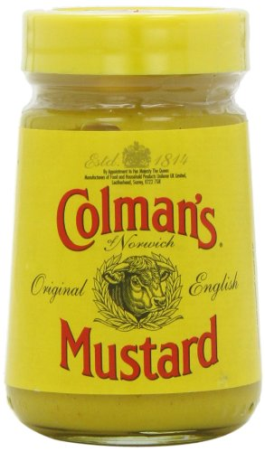 Colmans of Norwich Original English Mustard 100 g (Pack of 12)
