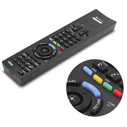 Emoshayoga Reemplace el Control Remoto del televisor Compatible con Sony RM-ED044
