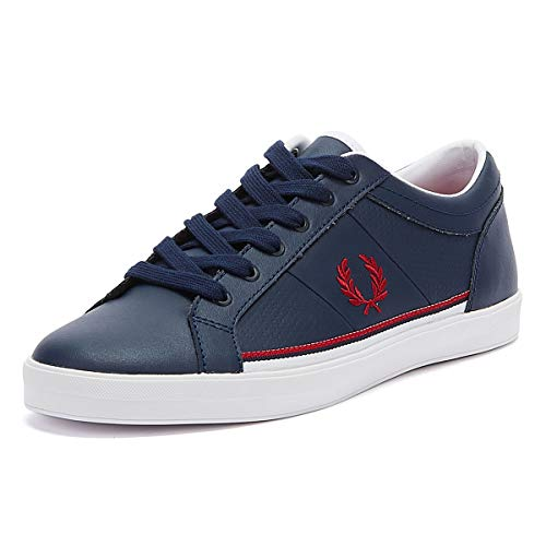 Fred Perry Baseline Perf Leather B7114C88, Turnschuhe - 41 EU