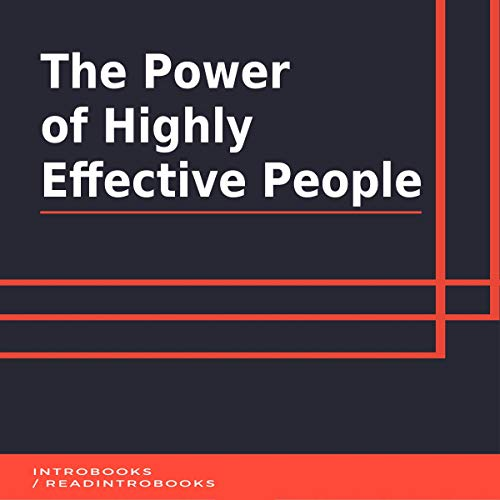 Couverture de The Power of Highly Effective People