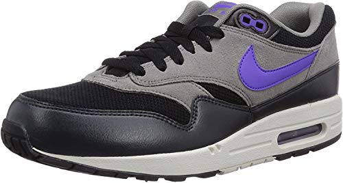 Zapatillas Nike Air Max 1 Essential para hombre, Hombre, 537383_Synthetik, grey -...
