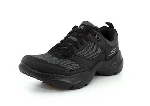 Skechers One Vibe Ultra – Karma Sneaker für Damen, Schwarz (schwarz), 38 EU