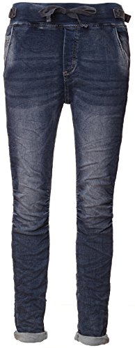 Basic.de Cotton Stretch-Hose im Jogging-Pant Style Jeans S