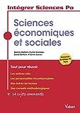 Les sciences économiques et sociales à Sciences Po