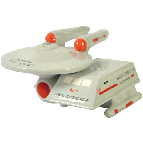 Star Trek Magnetic Salt & Pepper Shaker