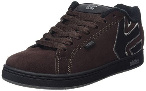 Etnies Fader, Zapatillas de Skateboard para Hombre, Marrón (Brown/Black/Grey202), 39 EU