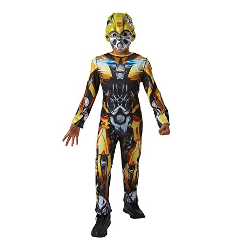 Rubie 's Offiziell Transformers Die Last Knight Bumblebee Kinder Kostüm