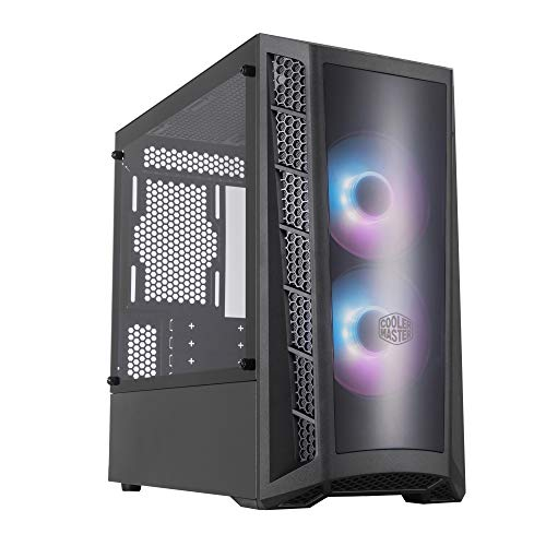 Cooler Master Master Box B320LARGB vetro temperato/rete