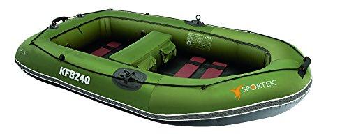 Sportek Schlauchboot KFB 240, 240x132x40 cm, 203001
