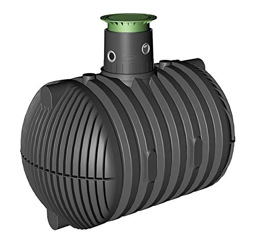 Graf Sickersaftbehälter 2.700 Liter mit Tankdom ohne Deckel 3.750 Liter mit Tankdom ohne Deckel