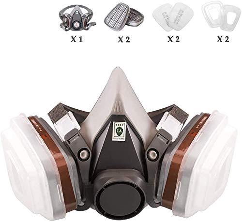 Halbatemschutzmaske, Maske Anti-Staub-Masken-Malerei von Lack, Staub, Partikel, das Polieren in der Maschine, die Schweißen und andere Schutzmaßnahmen von der Arbeit