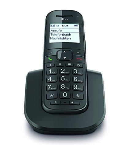 Telekom Sinus 206 Comfort Pack anthrazit zusaetzliches Mobilteil zur Erweiterung