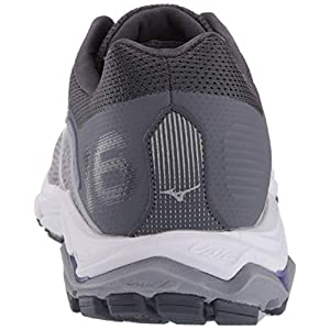 Mizuno Women's Wave Inspire 16 Road Running Shoe, Vapor Blue-Silver, 9.5 B US