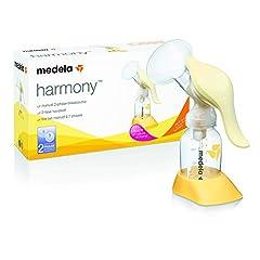 Medela Harmony Pompe à lait manuel, particulièrement légère, douce et efficace