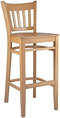 Amazon Com Linon Torino Collection Craftsman Bar Stool 30