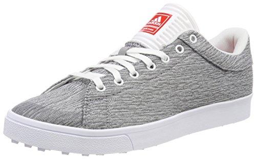 adidas Herren Adicross Classic Golfschuhe, Grau (Light Grey F33748), 47 1/3 EU