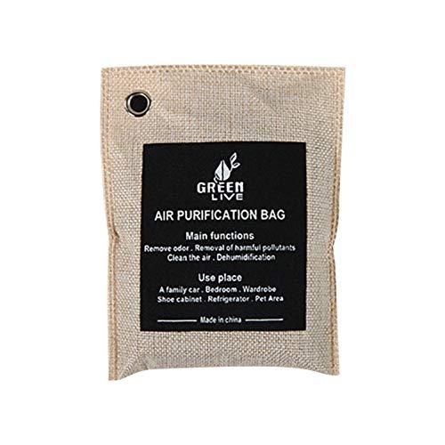 Tasche aus Aktivkohle zur Geruchsentfernung mit Aktivkohle und Aktivkohle für das Auto, 1 Stück A