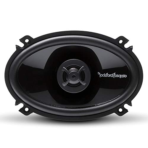 "Rockford Fosgate P1462 Punch 4""x 6"" 2-way Full Range Speaker (Pair)"
