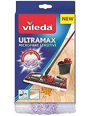 Vileda Ultramax-påfyllningspaket känslig för parkett