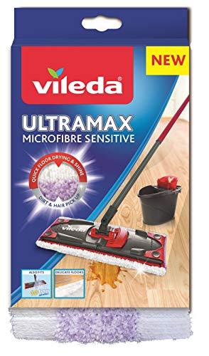 Vileda Ultramax-Nachfüllpack sensitiv für Parkett