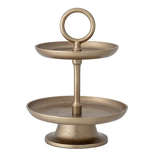Bloomingville Etagere, bronzefarben, Aluminium