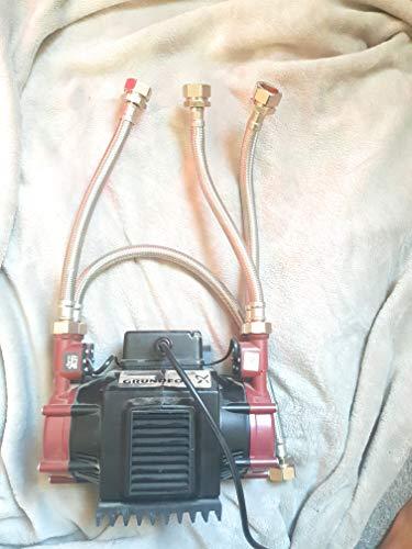 Grundfos dual shower pump str-1.5