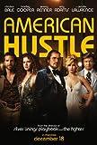 American Hustle – Bradley Cooper – Movie Wall Poster
