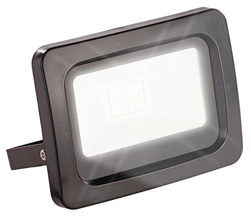 Luminea Luces de trabajo: Mini proyectores LED, 20 W, 1600 lm, IP65, 6500 K, luz diurna blanca (A prueba de la intemperie IP65, Proyectores)