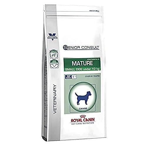 ROYAL CANIN Senior Consult Mature Small Dog Under 10kg Nourriture pour Chien 1,5 kg