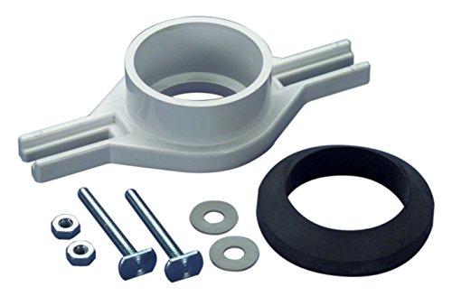 Zurn UF2971 PVC Spigot Fit Urinal Flange Kit, 4
