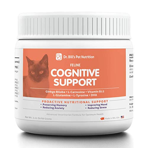 Top 10 best selling list for tyrosine supplement for cats