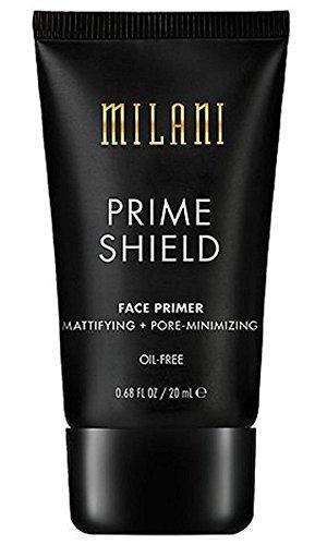 Milani Prime Shield Mattifying + Pore-Minimizing Face Primer, Transparent, 0.68 Fluid Ounce by Milani