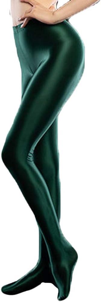 Tomtop201309 Women's High Elastic Ballet Oil Socks Shiny Silky Stockings Pantyhose Dance Tights Fitness Leggings Yoga Pants