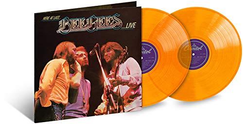 Here at Last. Bee Gees Live (Translucent Orange Vinyl) [Import USA]