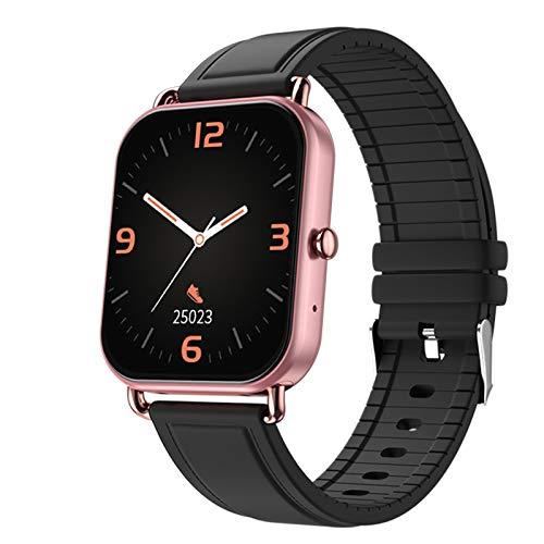 XYG F13 1.69 Pulgadas Deportes Smart Watch Hombre Presión Arterial Smart Reloj Presión Monitoreo Salud Impermeable Pulsera,B